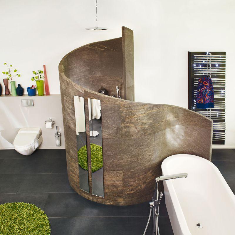 Ausgefallene Bäder wedi ratgeber mit neuen ideen für ihr bad klaus merkert ohg aus